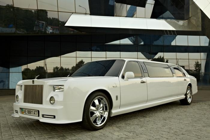 Лим. Rolls-Royce Phantom репл. 1500 грн/час