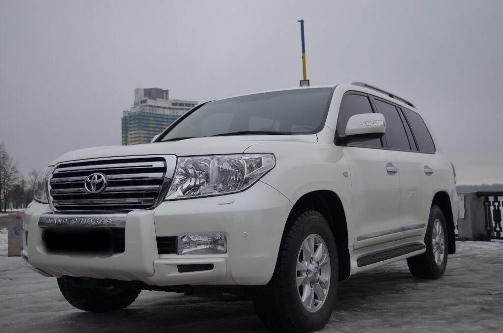 Toyota land cruiser prado бел. 500 грн/час
