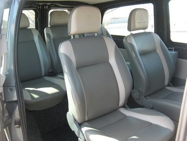 Mercedes Vito Long мокр/асф. 250 грн/час