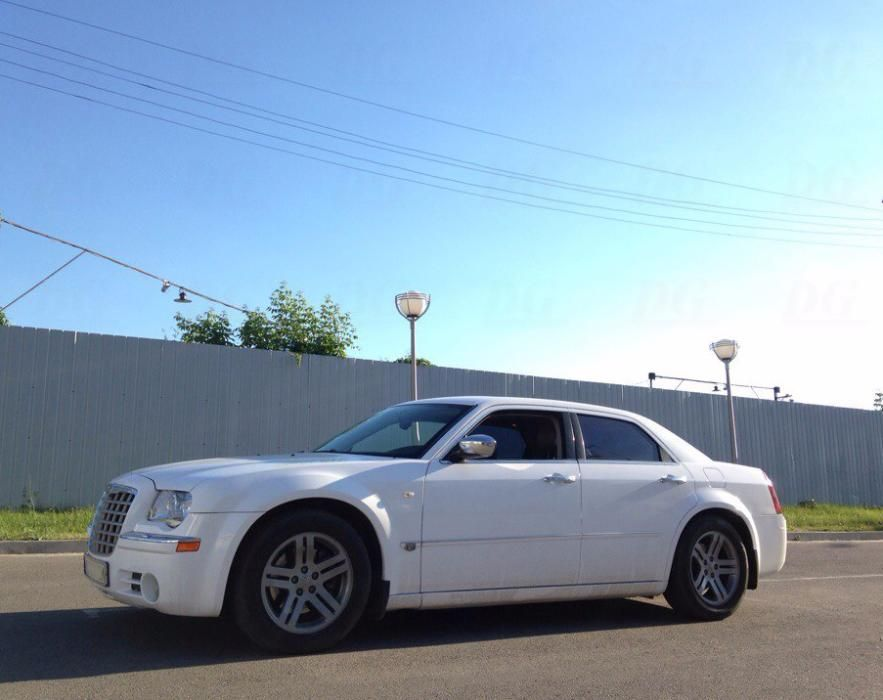 Chrysler 300C 400/ч