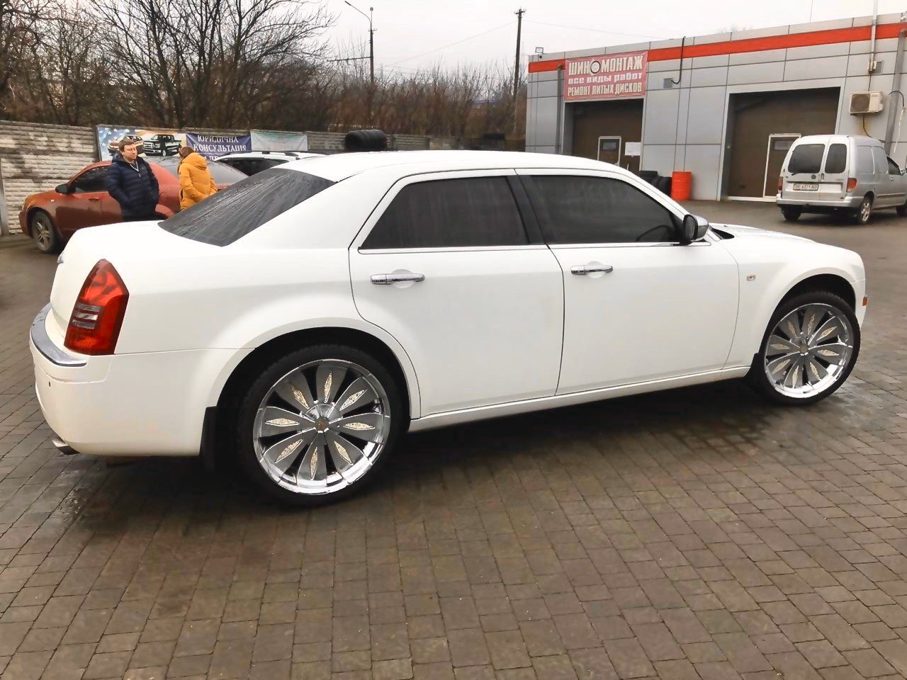 Chrysler 300 C           500 грн/час